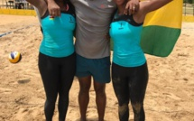 L'équipe féminine de Beach-volley qualifiée pour les championnats du monde