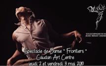 """[Vidéo] Le nouveau spectacle de danse """"Frontiers"""" de Anamah Jean Renat au Caudan Arts Centre"""