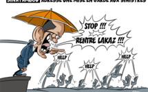 L'actualité vu par KOK : Sinatambou adresse une mise en garde aux sinistrés