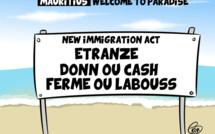 [KOK] Le dessin du jour : Welcome to Paradise