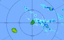 [Météo] Un avis de pluies torrentielles est en vigueur à Rodrigues