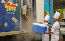 [Vidéo] FoodWise distribue deux fois par semaine un repas chaud à 160 élèves