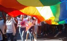 La marche pour l'Egalité dans les rues de la capitale