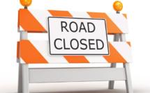 Travaux à Piton-Rivière du Rempart : La route fermée à la circulation