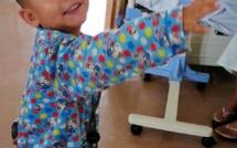 Bless Junior 4 ans est décédé à la suite d'une malformation cardiaque