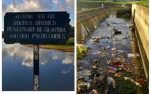 """📷Une promenade de santé à Roches Brunes transformée en poubelle publique : """"Pourquoi se gêner?"""""""
