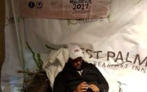 9e jour de grève de la faim : Gérald Alcindor proteste contre la Mauritius Handball Association