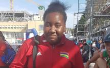 La Rodriguaise Brigila Clair, 15 ans, championne du monde au lancer du poids chez les moins de 18 ans