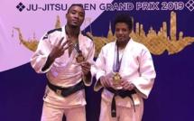 Grand Prix Ju-Jitsu 2019 en Thaïlande : Jonathan Charlot et Chandrine Perrine décrochent la médaille d'or