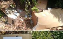 Dumping sauvage à Tamarin : Que fait la police de l'Environnement ?
