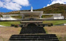 Le monument Marie Reine de la Paix à Port-Louis fête ses 79 ans ce 15 août