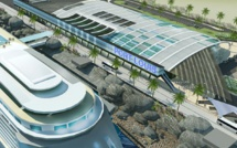 Port-Louis s'offre un Island Terminal et un Harbour Cruise Terminal