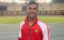 Handisport : Le Mauricien Jean Vincent Duval remporte l'or en saut en longueur