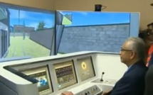 Metro Express : Pravind Jugnauth prend virtuellement les commandes du train