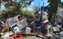 Ramassage de déchets ce week-end : Met prop avan 2020 !