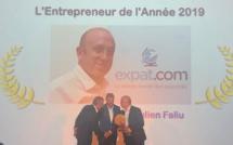 ▶️ Tecoma Award : Julien Faliu remporte le trophée de l'Entrepreneur de l'année 2019