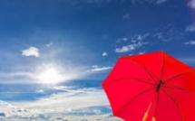 Eté austral et de fortes chaleurs : Des températures jusqu'à 35 degrés sur le littoral