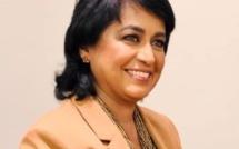 Ameenah Gurib-Fakim dénonce la pagaille sur l'aire de stationnement à l'aéroport de Plaisance