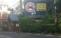 """La campagne """"Larout li pa enn poubel"""" est lancée"""