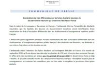 Frais d'inscription différencié exempté pour les étudiants Mauriciens en France