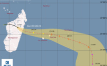 Futur DIANE : Un avertissement de cyclone de classe I est en vigueur à Maurice