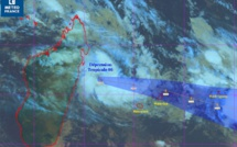 Futur Diane : Forte probabilité d'un avertissement de cyclone de classe III en début de soirée