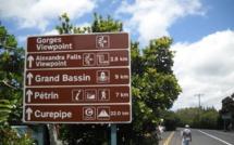 Alerte cyclonique 2 : La route de Grand Bassin à Pétrin impraticable