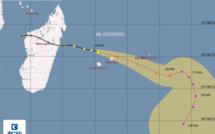 Un avertissement de cyclone de classe I est en vigueur à Rodrigues