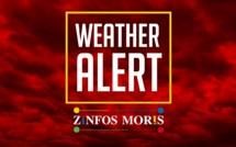 Tempête Tropicale Modérée 'Diane' : Un avertissement de cyclone de classe III est en vigueur à Maurice
