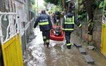 Tempête Tropicale 'Diane' : 179 sinistrés dans les centres de refuge de Bambous et La Gaulette