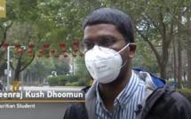 ▶️ Coronavirus : un étudiant mauricien explique pourquoi il reste à Wuhan