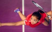 La Mauricienne Kate Foo Kune, championne d'Afrique de Badminton