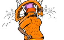 L'actualité vu par KOK : Qui a vu la nouvelle pub Fanta orange ?