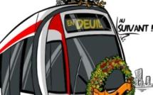 [KOK] Le dessin du jour : Accident mortel entre le métro et une moto