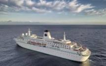 [Coronavirus] L'université flottante, le MV World Odyssey en route vers Maurice dérouté vers le Mozambique