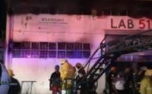Un mois après l'incendie mortel à Pailles, les employés du Lab 51 au chômage