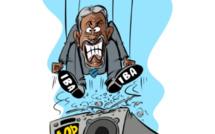 [KOK] Le dessin du jour : L'IBA continue de piétiner la liberté d'expression