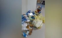 ▶️ Des images peu reluisantes de l'hôpital ENT