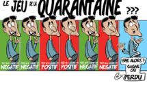 [KOK] Le dessin du jour : Le jeu de la quarantaine