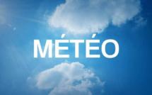La météo du vendredi 15 mai 2020