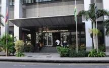 Air Mauritius : Manif du syndicat du personnel navigant