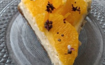 La recette d'Emmanuelle : Cheesecake Orange Citron Vert