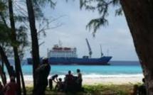 Mauritius Trochetia : Rapatriement de 51 Agaléens dans leur île