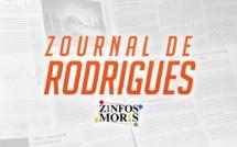 Le Zournal de Rodrigues