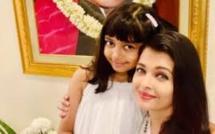 Covid-19 : Aishwarya Rai Bachchan et sa fille Aaradhya testées positives
