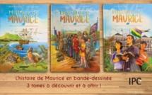 L'histoire de Maurice en BD. Un must !