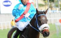 Hippisme: Licence suspendue du jockey Bardottier par le Mauritius Turf Club