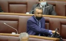Expulsion de Patrick Assirvaden du Parlement
