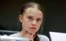 Greta Thurdeberg fait état de la catastrophe écologique à l'île Maurice