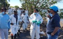 Marée noire : Maudhoo trouve enfin le temps d'aller sur le terrain